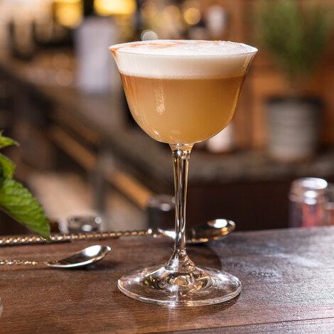 drink, cocktail, riedel, whisky, bourbon, angostura, whisky sour, opskrift, drinksopskrift