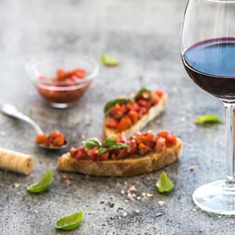 Vin og Madguide, inspiration, mad, vin, mad og vin skal følges ad